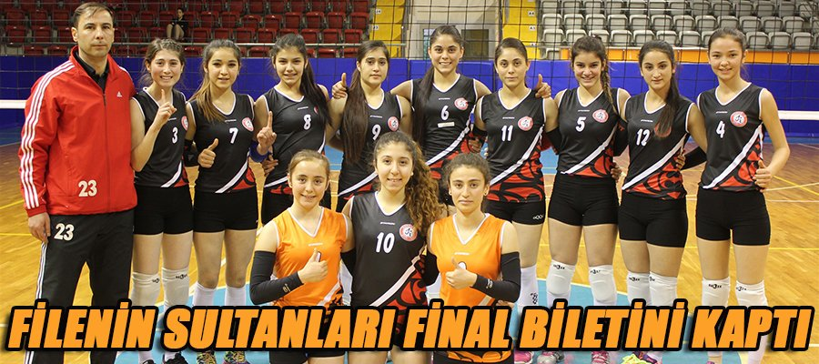 FİLENİN SULTANLARI FİNAL BİLETİNİ KAPTI