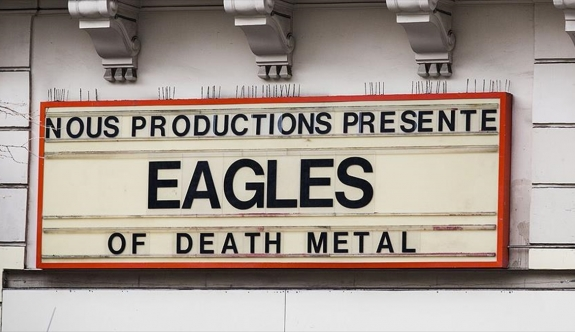 Eagles of Death Metal 3 ay sonra Paris'te konser verecek