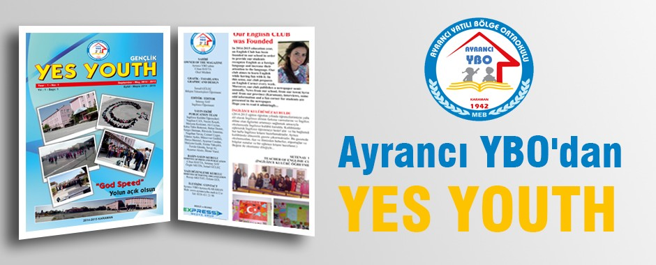 "Ayrancı YBO'dan ""YES YOUTH"""