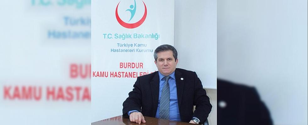 Burdur İl Sağlık Müdürlüğü'ne Aygören atandı